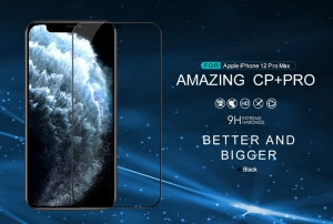 Dán cường lực Nillkin CP+ PRO iPhone 12 ProMax (full màn hình)